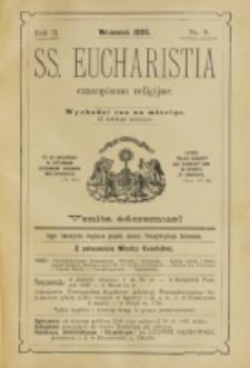 SS. Eucharistia. R. 2, nr 9 (1896)