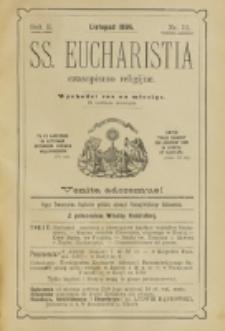 SS. Eucharistia. R. 2, nr 11 (1896)