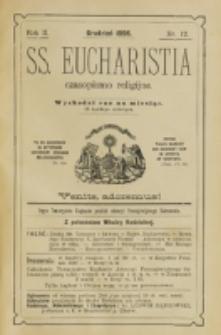 SS. Eucharistia. R. 2, nr 12 (1896)