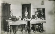 Biuro Bratniej Pomocy, ok. 1923 r.