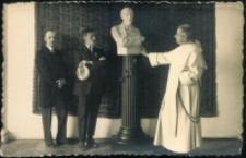O. Woroniecki w auli Sienkiewicza, 1923 r.