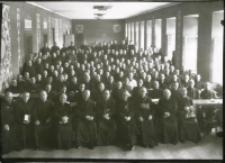 Portret zbiorowy osób duchownych