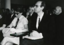 Akademia poświęcona prof. Pigoniowi, maj 1969
