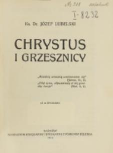 Chrystus i grzesznicy / Józef Lubelski.