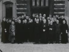 Seminarium Sztuki Kościelnej, wrzesień 1971 : uczestnicy Seminarium