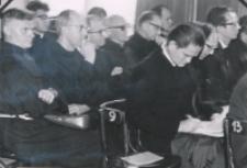 Kongres Polskich Teologów 21-23 wrzesień 1971 : między wykładami