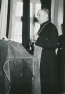 Z pobytu J. E. ks. Stefana kardynała Wyszyńskiego - Prymasa Polski na KUL-u - 15.V.1964 r. : dalszy ciąg przemówienia ks. prymasa
