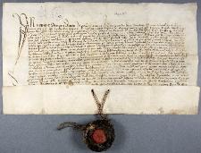 Dokument Kazimierza Jagiellończyka z 1459 r.