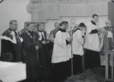 Inauguracja roku akad. 1969/70 : w kościele akademickim