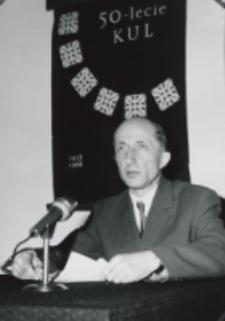 Sympozjum Prawa Naturalnego, 10.IV.1969 r. : referat doc. A. Rodzińskiego.