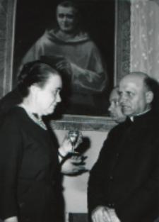Sympozjum Prawa Naturalnego, 10.IV.1969 r. : toasty ...