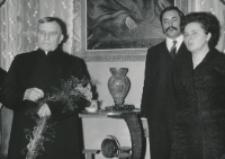 35 lat pracy ks. prof. J. Pastuszki na KUL : 100 lat, ... niech żyje nam!...