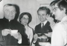 35 lat pracy ks. prof. J. Pastuszki na KUL.