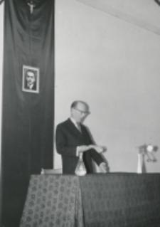 W 30 rocznicę śmierci prof. Cz. Martyniaka, 6.III.1970 r. : akademię otworzył prof. Cz. Strzeszewski.