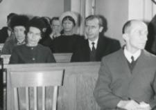 W 30 rocznicę śmierci prof. Cz. Martyniaka, 6.III.1970 r. : uczestnicy akademii.
