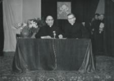 Wizyta msgr. A. Casaroli na KUL-u (2.III.1967).
