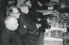 Wykłady dla duchowieństwa w latach 1965-1969 : Nagrywanie na magnetofony.