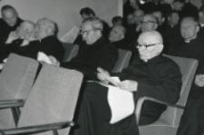 Wykłady dla duchowieństwa w latach 1965-1969 : Wykłady skupiają duchowieństwo ze wszystkich diecezji Polski.