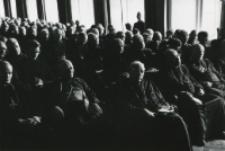 Wykłady dla duchowieństwa w latach 1965-1969 :słuchacze w auli