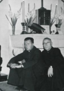 Wykłady dla duchowieństwa w latach 1965-1969 : W kosciele podczas kazania