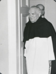 O. A. Fernandez przełożony generalny oo. dominikanów na KULu (wrzesień - 1970).