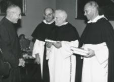 O. A. Fernandez przełożony generalny oo. dominikanów na KULu (wrzesień - 1970) : Podziękowanie za upominki.