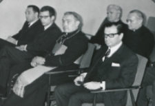 Inauguracja roku akad. 1969/70.