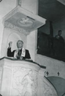 Wykłady dla duchowieństwa w latach 1965-1969 : Kazanie głosi ks. K. Kardynał Wojtyła.