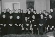 Ks. Prof. A. Rahner na KUL - 1970 r. :