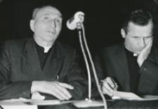Ks. prof. J. Masson z Gregorianum.