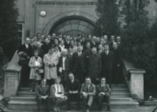 50-lecie Koła Polonistów Studentów KUL 1970 r. : pamiątkowe zdjęcie