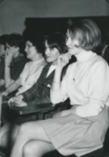 50-lecie Koła Polonistów Studentów KUL 1970 r. : absolwentki - goście Koła