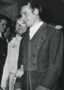 Ostatki u polonistów, [18 lutego 1969 r.]