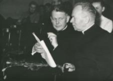 """80-lecie """"Rerum novarum"""" na KUL, sympozjum naukowe 4-5.V.1971 : w rozmowie z bpem Bednorzem"""