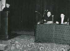 "80-lecie ""Rerum novarum"" na KUL, sympozjum naukowe 4-5.V.1971 : referat ks. dra Kruciny"