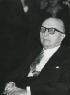 50-lecie Koła Filozoficznego Studentów KUL (1921-1971) : prof. Gawecki na KUL-u