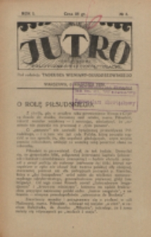 Jutro. R. 1, nr 8 (1924)