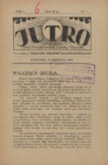 Jutro. R. 1, nr 11 (1924)