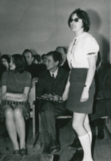 Ogólnopolskie Sympozjum Studenckich Kół Naukowych Psychologów, 1972 : głos w dyskusji