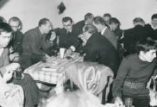 Sympozjum naukowe na temat teorii kultury, 24-26.X.1971 : w przerwie między wykładami