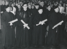 Promocje doktorskie, 25.X.1971 : nowokreowani doktorzy