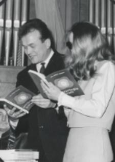 Immatrykulacja 1971/72, 25.X.71 : rozdanie nagród i wyróżnień na Wydz. Teologii i Filozofii Chrześcijańskiej