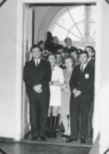 Inauguracja roku akademickiego 1971/72, 24.X