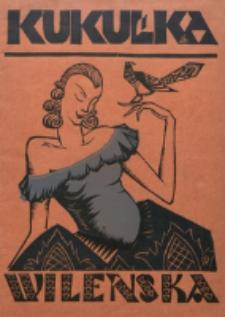 Kukułka Wileńska, Zwierciadło. Z. 3 (1929)