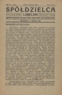 Spółdzielca Lubelski. R. 3, nr 30 (1919)