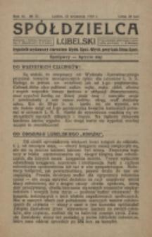 Spółdzielca Lubelski. R. 3, nr 39 (1919)