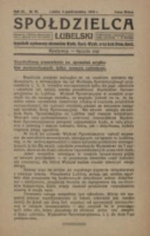 Spółdzielca Lubelski. R. 3, nr 40 (1919)