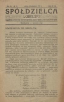 Spółdzielca Lubelski. R. 3, nr 51 (1919)