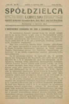 Spółdzielca Lubelski. R. 4, nr 26 (1920)