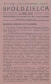 Spółdzielca Lubelski. R. 4, nr 42/43 (1920)